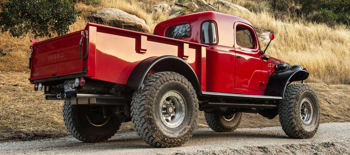 news \u0026 updateslegacy classic trucks has announced an impressive list of new improvements for 2015 to the already formidable legacy power wagon conversion