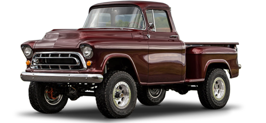 Build Your Own Chevy NAPCO - Classic trucks