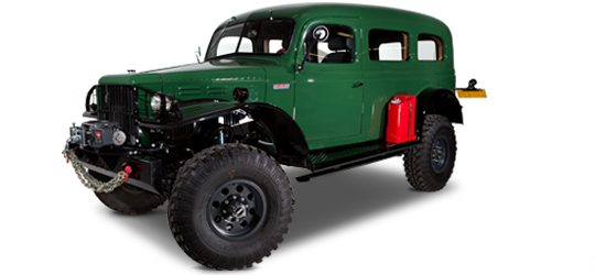 Legacy Classic Truck - Build Your Own Conversion
