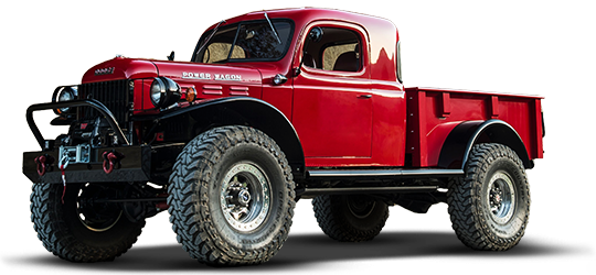 Dodge Power Wagon >> Legacy Power Wagon Conversion Dodge Power Wagon