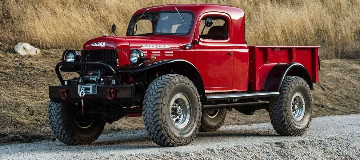 Legacy Power Wagon Extended Conversion Dodge Power Wagon