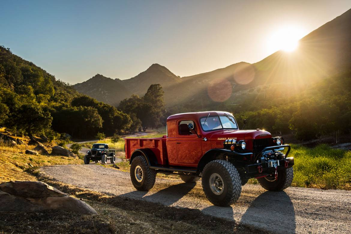 Legacy Power Wagon Extended Conversion | Dodge Power Wagon ...