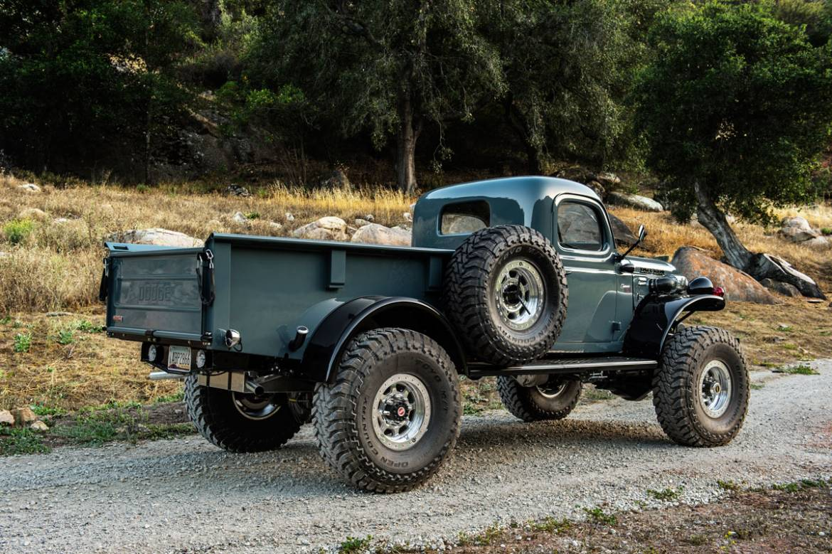 Power Wagon Build >> Legacy Power Wagon 2DR Conversion | Dodge Power Wagon 2DR | Build Your Own
