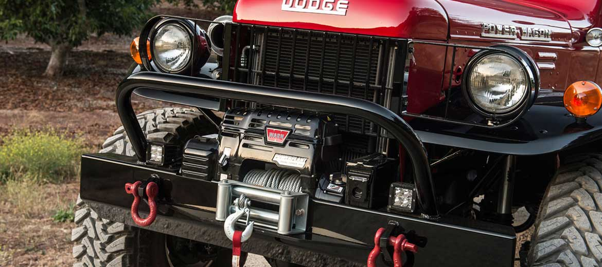 Legacy Power Wagon Conversion | Dodge Power Wagon