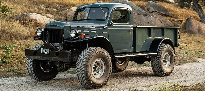 Dodge Power Wagon For Sale >> Legacy Power Wagon Conversion | Dodge Power Wagon