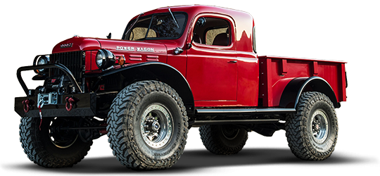 Legacy Classic Trucks | Home