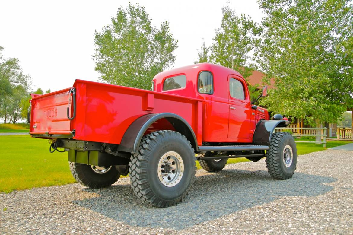 Dodge Build Your Own >> 1950 Dodge Power Wagon X-Cab