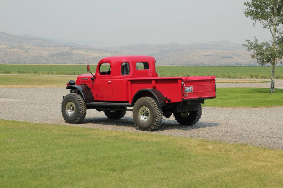 1950 Dodge Power Wagon X-Cab
