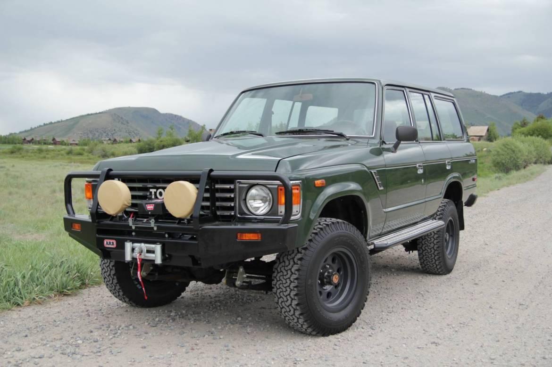 Dodge Build Your Own >> 1985 Toyota Land Cruiser FJ60