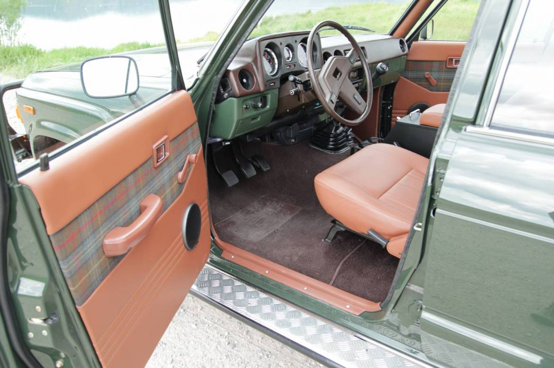 Build A Jeep >> 1985 Toyota Land Cruiser FJ60