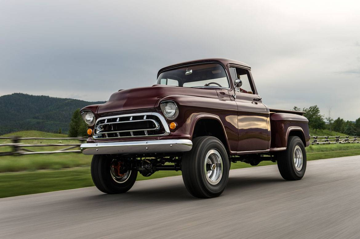 Legacy Chevy Napco Conversion Chevy Napco Build Your Own