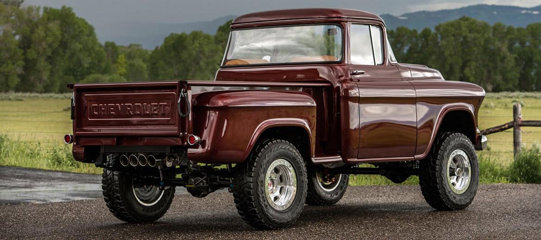 Legacy Chevy NAPCO Conversion | Chevy NAPCO