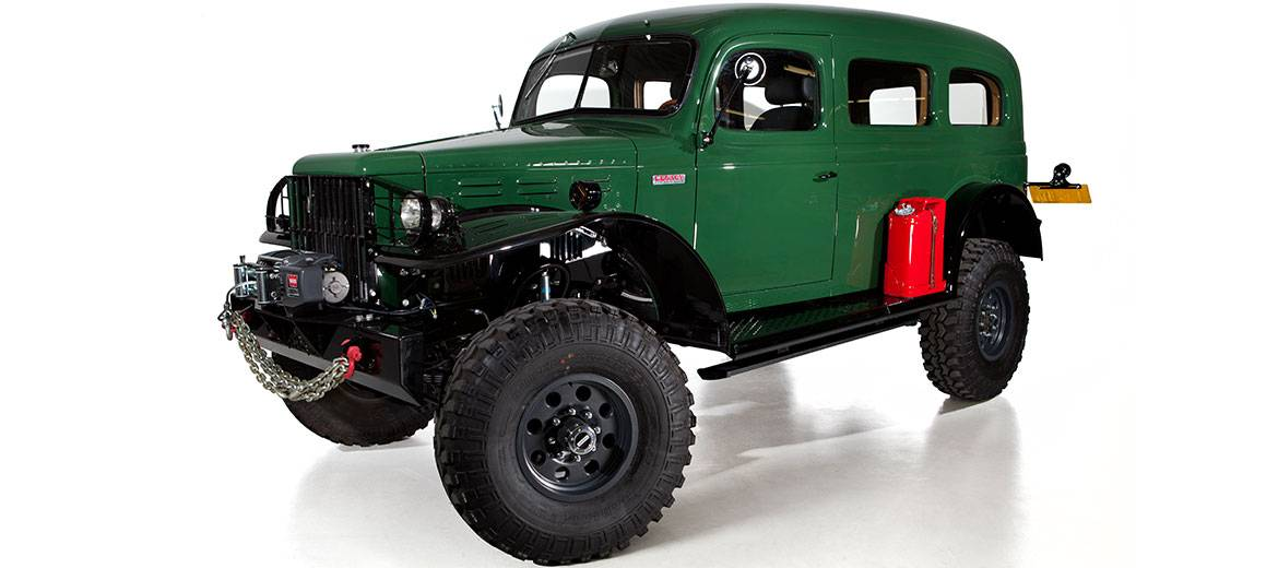 Build Your Own Dodge >> Legacy Carryall Conversion Dodge Carryall Build Your Own