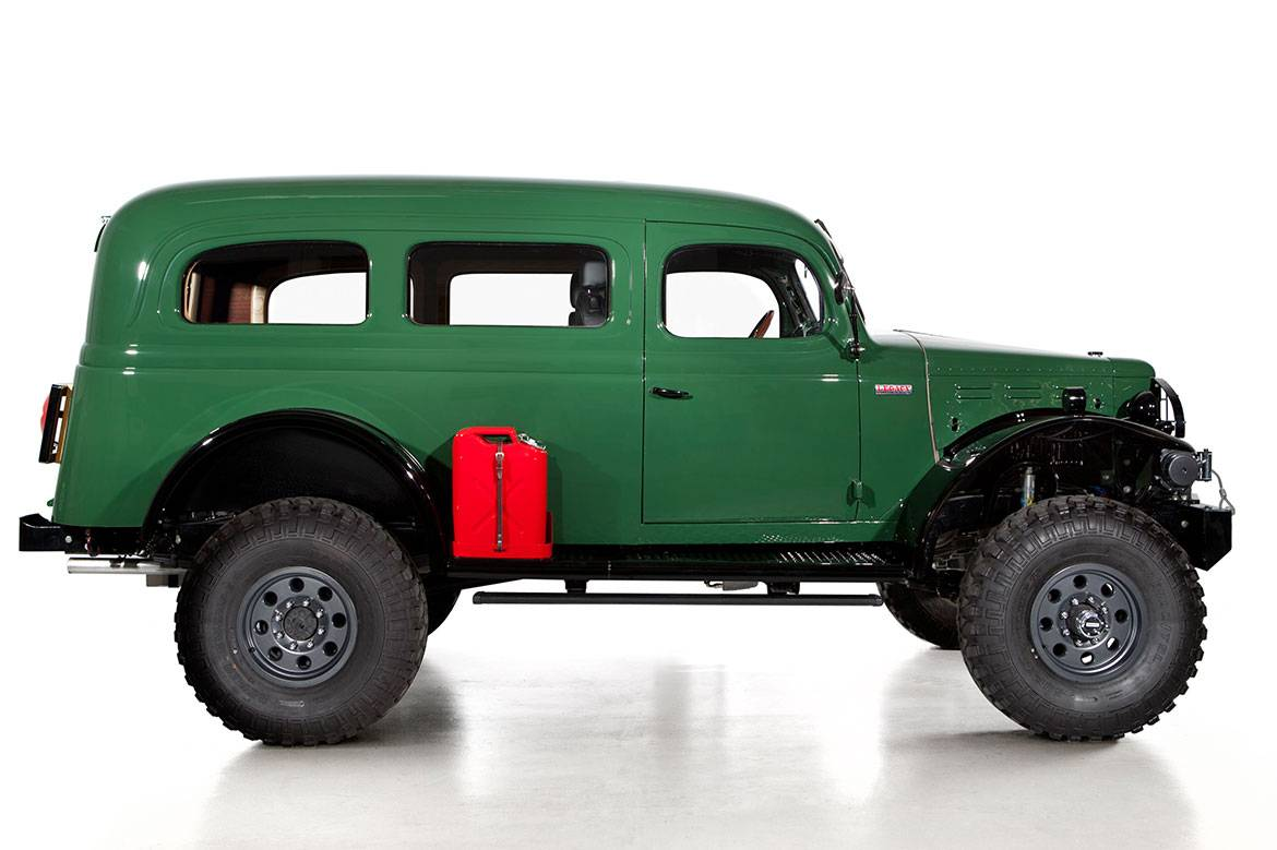Build Your Own Dodge >> Legacy Carryall Conversion | Dodge Carryall | Build Your Own