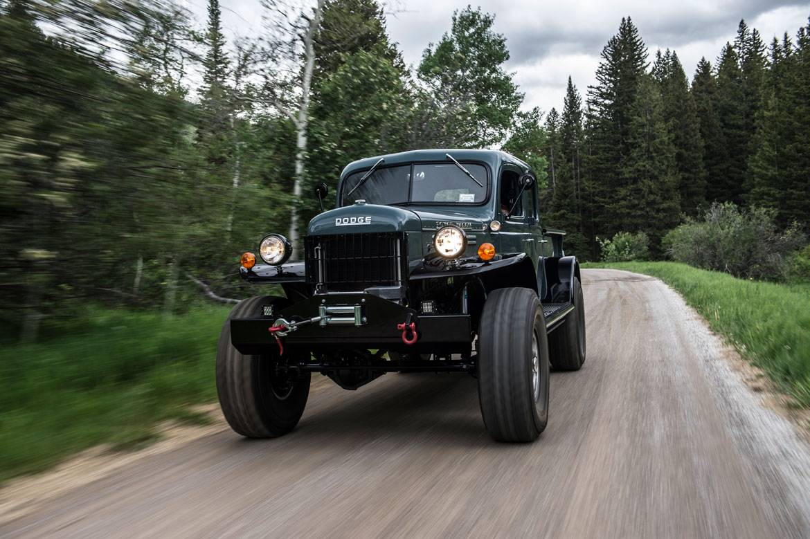 Legacy Power Wagon 4DR Conversion | Dodge Power Wagon 4DR ...