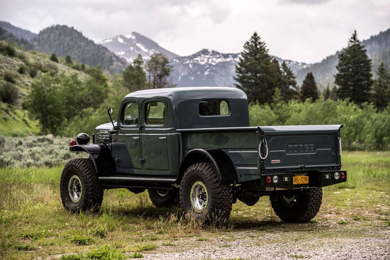 Dodge Power Wagon For Sale >> Legacy Power Wagon 4DR Conversion   Dodge Power Wagon 4DR ...