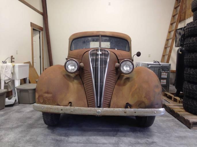 Legacy Classic Trucks Inventory - 1937 Hudson Terraplane
