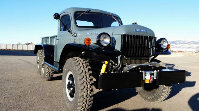 Legacy Classic Trucks Inventory - 1942 Dodge WC-63