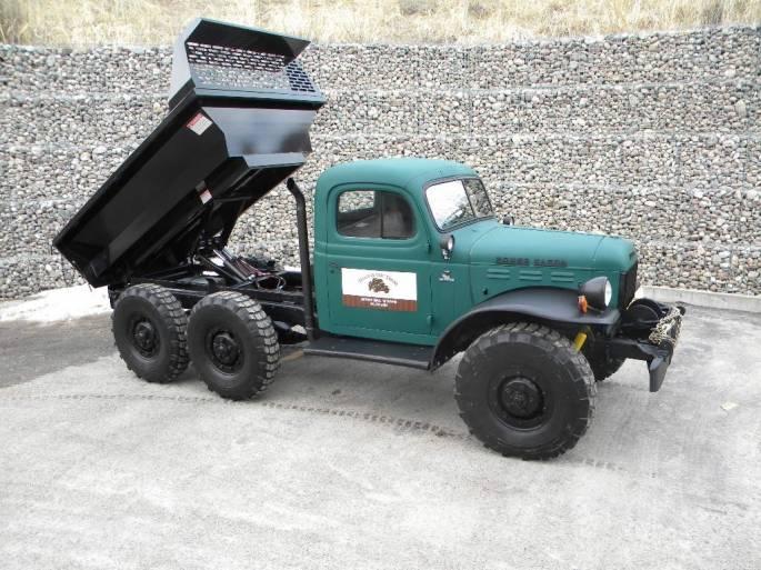 Legacy Classic Trucks Inventory - 1943 Dodge WC-63