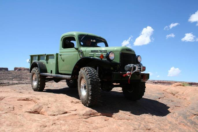 Legacy Classic Trucks Inventory - 1949 Dodge Power Wagon 2DR