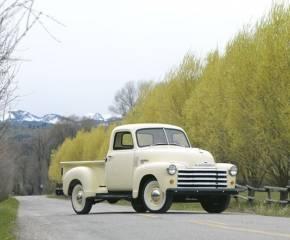Legacy Classic Trucks Inventory - 1950 Chevy Advanced Design