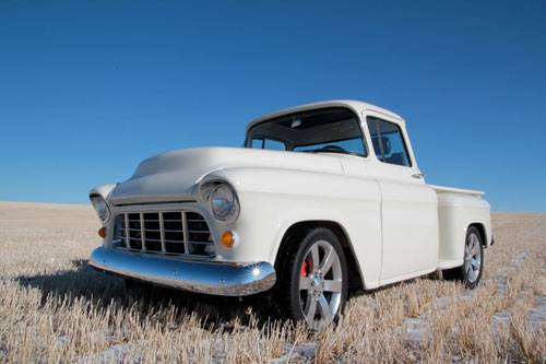 Legacy Classic Trucks Inventory - 1956 Legacy 3100 Supertruck