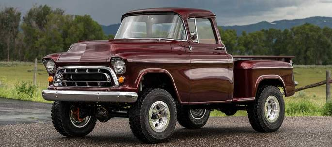 Legacy Classic Trucks - Build Your Own - Legacy Chevy NAPCO Conversion - Build Your Own