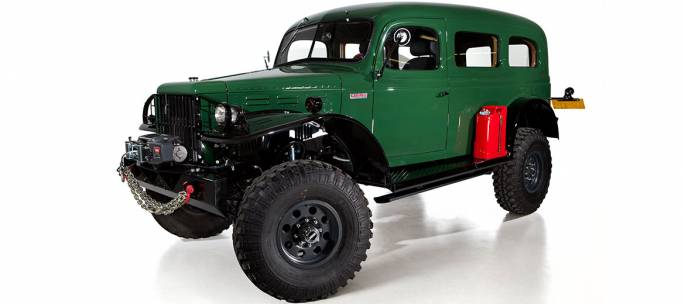 Legacy Classic Trucks - Build Your Own - Legacy Carryall Conversion - Build Your Own