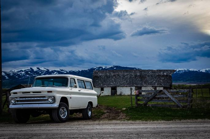 Legacy Classic Trucks Inventory - 1966 Chevy Suburban Custom