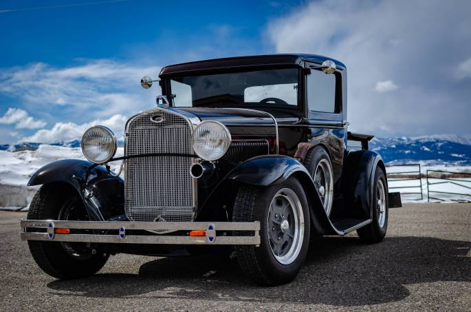 Legacy Classic Trucks Inventory - 1930 Ford Model A Pickup