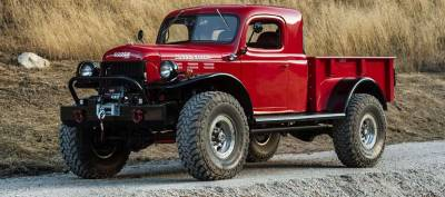 Legacy Classic Trucks - Build Your Own - Legacy Power Wagon Extended Conversion - Build Your Own - Image 1