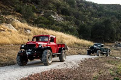 Legacy Classic Trucks - Build Your Own - Legacy Power Wagon Extended Conversion - Build Your Own - Image 12