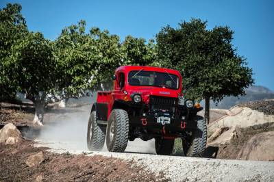 Legacy Classic Trucks - Build Your Own - Legacy Power Wagon Extended Conversion - Build Your Own - Image 14