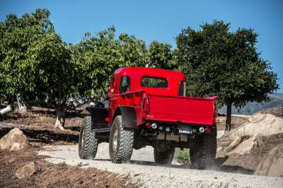 Legacy Classic Trucks - Build Your Own - Legacy Power Wagon Extended Conversion - Build Your Own - Image 16