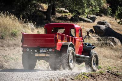 Legacy Classic Trucks - Build Your Own - Legacy Power Wagon Extended Conversion - Build Your Own - Image 17