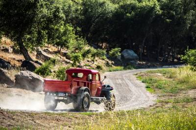 Legacy Classic Trucks - Build Your Own - Legacy Power Wagon Extended Conversion - Build Your Own - Image 18
