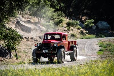 Legacy Classic Trucks - Build Your Own - Legacy Power Wagon Extended Conversion - Build Your Own - Image 19