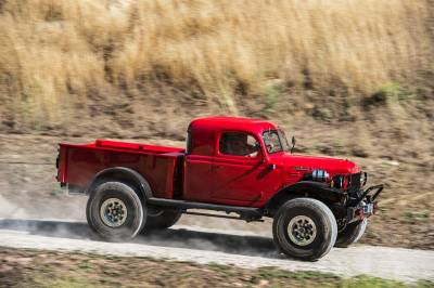 Legacy Classic Trucks - Build Your Own - Legacy Power Wagon Extended Conversion - Build Your Own - Image 21