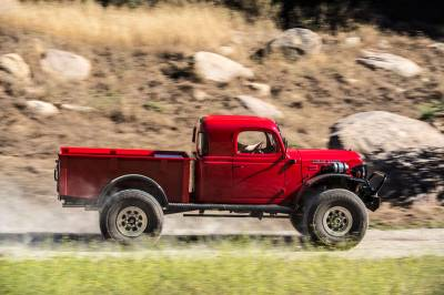 Legacy Classic Trucks - Build Your Own - Legacy Power Wagon Extended Conversion - Build Your Own - Image 22