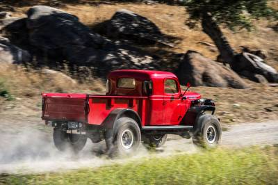 Legacy Classic Trucks - Build Your Own - Legacy Power Wagon Extended Conversion - Build Your Own - Image 23