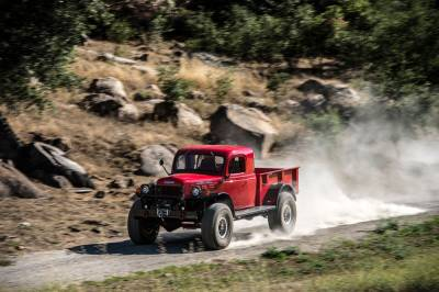 Legacy Classic Trucks - Build Your Own - Legacy Power Wagon Extended Conversion - Build Your Own - Image 24