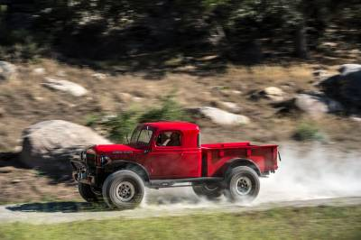 Legacy Classic Trucks - Build Your Own - Legacy Power Wagon Extended Conversion - Build Your Own - Image 25