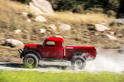 Legacy Classic Trucks - Build Your Own - Legacy Power Wagon Extended Conversion - Build Your Own - Image 26