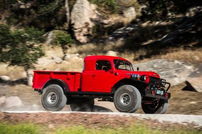 Legacy Classic Trucks - Build Your Own - Legacy Power Wagon Extended Conversion - Build Your Own - Image 27