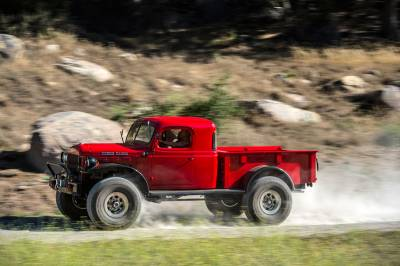Legacy Classic Trucks - Build Your Own - Legacy Power Wagon Extended Conversion - Build Your Own - Image 28