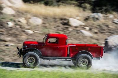 Legacy Classic Trucks - Build Your Own - Legacy Power Wagon Extended Conversion - Build Your Own - Image 29