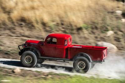 Legacy Classic Trucks - Build Your Own - Legacy Power Wagon Extended Conversion - Build Your Own - Image 30