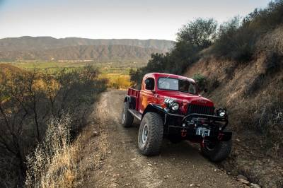 Legacy Classic Trucks - Build Your Own - Legacy Power Wagon Extended Conversion - Build Your Own - Image 9
