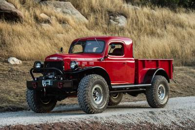Legacy Classic Trucks - Build Your Own - Legacy Power Wagon Extended Conversion - Build Your Own - Image 31