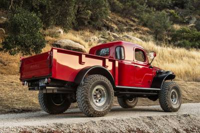 Legacy Classic Trucks - Build Your Own - Legacy Power Wagon Extended Conversion - Build Your Own - Image 32